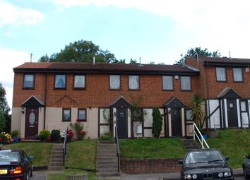 Thumbnail 2 bed terraced house to rent in Goose Close, Walderslade