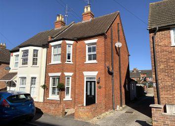 Gloucester Road, Newbury RG14. 3 bed semi-detached house