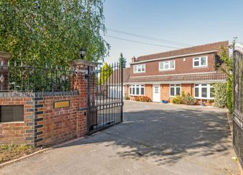 Thumbnail 5 bed detached house for sale in Nine Mile Ride, Wokingham
