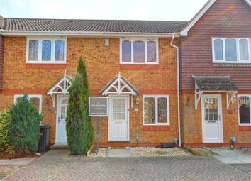 Thumbnail 2 bed terraced house for sale in Ennel Copse, North Baddesley, Southampton