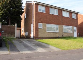 Thumbnail 3 bed semi-detached house to rent in Thorn Hill Close, Blackburn