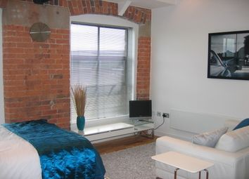 Thumbnail Studio to rent in Neptune Street, Leeds