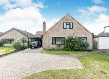 Thumbnail 4 bed detached house to rent in Silver Leys, Bentley, Ipswich