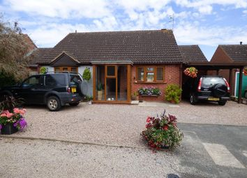 Thumbnail 2 bed bungalow for sale in 41 Upton Gardens, Upton Upon Severn, Worcestershire