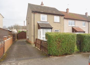 Thumbnail 2 bedroom terraced house for sale in Fir Park, Tillicoultry
