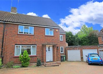 Thumbnail 4 bed semi-detached house for sale in Cedar Close, London
