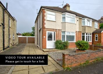 Thumbnail 3 bed semi-detached house for sale in Gisborne Road, Cambridge