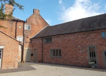 Thumbnail 1 bed cottage to rent in Drakelow Road, Walton-On-Trent, Swadlincote