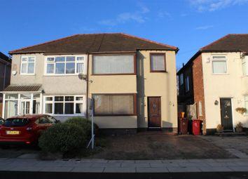 3 bed semi-detached house for sale in Milton Avenue, Broadgreen, Liverpool L14