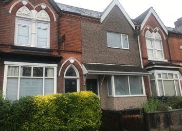 Thumbnail 2 bed terraced house to rent in Edwards Road, Erdington, Birmingham