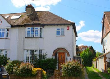 Thumbnail 3 bed end terrace house for sale in Dennis Road, Gravesend