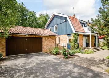 Thumbnail 4 bed detached house for sale in 25 Svenskaby, Orton Wistow, Peterborough