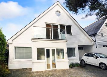 Thumbnail 4 bed detached house for sale in Seacombe Road, Sandbanks, Poole