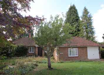 Thumbnail 3 bedroom bungalow to rent in Stylecroft Road, Chalfont St. Giles