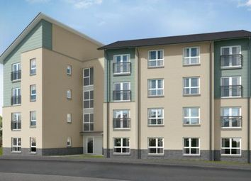Thumbnail 2 bedroom flat for sale in Kings View Phase 3, Prospect Hill, Circus, Glasgow