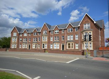 Thumbnail 2 bed flat for sale in Station Avenue, Filey