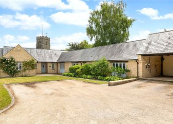 Thumbnail 4 bed barn conversion for sale in Church Close, Stanton St. John, Oxford