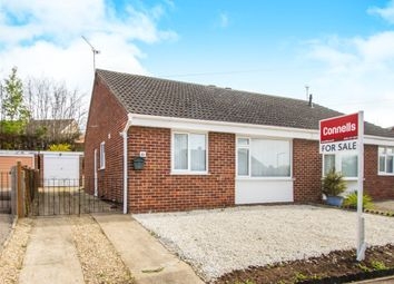 Thumbnail 2 bed semi-detached bungalow for sale in Derwent Walk, Oadby, Leicester
