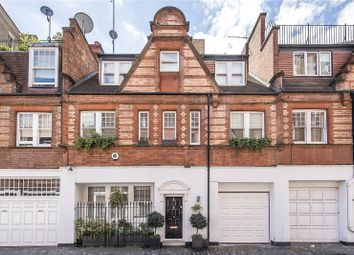 Thumbnail 3 bed mews house for sale in Holbein Mews, London