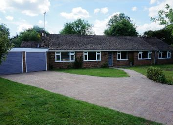 Thumbnail 4 bed detached bungalow for sale in Pond Close, Loxwood
