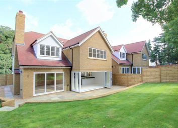 Thumbnail 4 bed detached house for sale in Bullocks Lane, Hertford, Hertfordshire