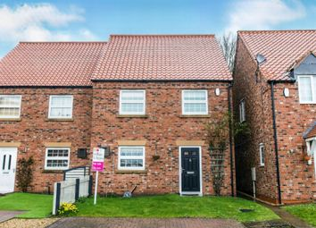 Thumbnail 4 bed semi-detached house for sale in Skayman Fields, Carlton-Le-Moorland, Lincoln