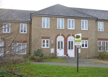 Thumbnail 2 bed terraced house for sale in Carr Avenue, Leiston, Suffolk