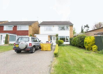 Thumbnail 4 bedroom detached house to rent in Avenue Road, Theydon Bois, Epping
