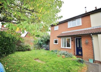 Thumbnail 1 bed terraced house for sale in Wild Rose Crescent, Locks Heath, Southampton