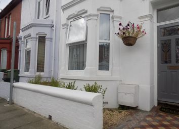 Thumbnail 3 bed end terrace house to rent in Telephone Road, Southsea