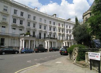 Thumbnail Studio to rent in St. Stephens Crescent, London