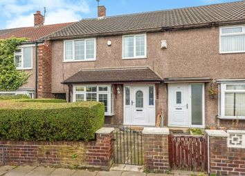 Thumbnail 3 bed terraced house for sale in Gorsey Lane, Ford, Liverpool, Merseyside