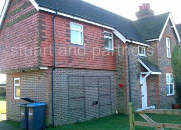Thumbnail 3 bed cottage to rent in Chilling Street, Sharpthorne