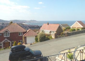 Thumbnail 3 bed bungalow to rent in Peulwys Avenue, Colwyn Bay