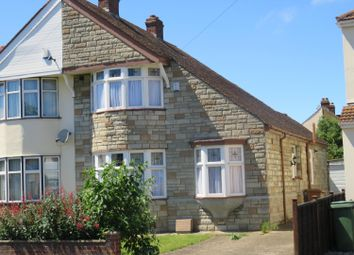 Thumbnail 3 bed semi-detached house for sale in Cambridge Avenue, Welling, Kent