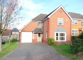 Thumbnail 4 bedroom detached house to rent in Haggs Meadow, Worcester, Worcestershire