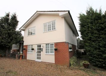 Thumbnail 5 bed detached house for sale in Softley Drive, Cringleford, Norwich