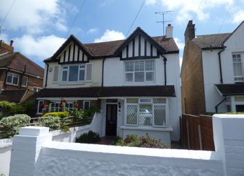 Thumbnail 2 bed flat to rent in Boundary Road, Worthing
