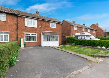 Thumbnail 3 bed semi-detached house for sale in West Avenue, Wigston