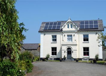 Thumbnail 6 bed detached house for sale in Caemorgan Mansion, Caemorgan Road, Cardigan, Sir Ceredigion