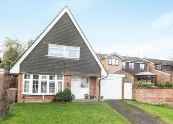 Thumbnail 3 bed detached house for sale in Raby Close, Raby Mere, Wirral