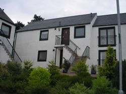 Thumbnail 2 bed flat to rent in Hurlethill Court, Pollok, Glasgow