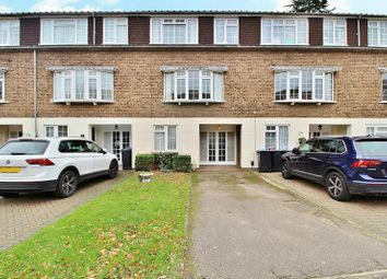 Thumbnail 4 bed town house for sale in Calshot Way, Enfield