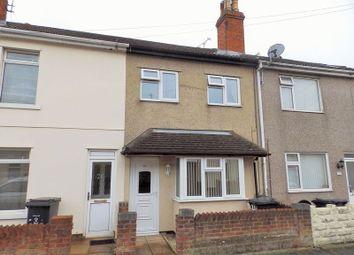Thumbnail 2 bedroom terraced house for sale in Kitchener Street, Swindon