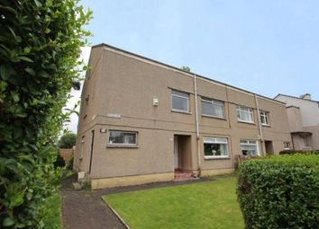 Thumbnail 2 bed flat for sale in Rylees Road, Penilee, Glasgow