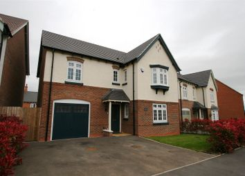 Thumbnail 4 bed detached house for sale in Mulberry Way, East Leake, Loughborough