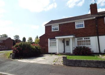 Thumbnail 3 bed end terrace house for sale in Constable Road, Swindon, Wiltshire