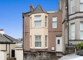 Thumbnail 3 bed end terrace house for sale in Fairfax Terrace, Stoke, Plymouth
