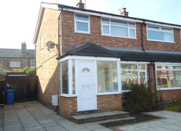 Thumbnail 3 bed property to rent in Evesham Close, Stockton Heath, Warrington