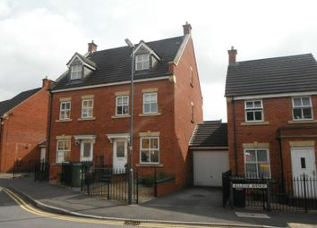 Thumbnail 5 bed town house to rent in Wright Way, Stoke Park, Bristol
